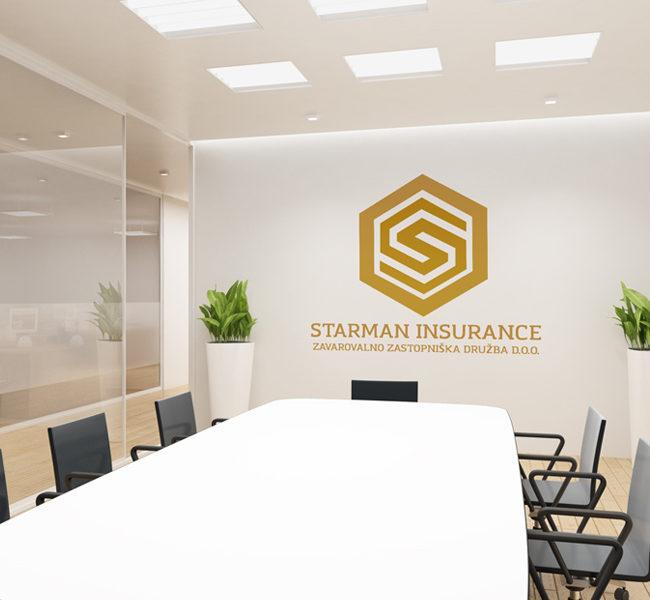 Starman insurance identity