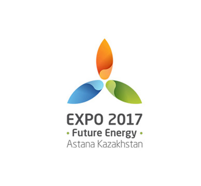 Astana Expo website development