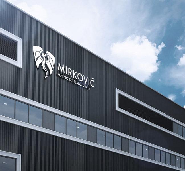 Dragan Mirković logo