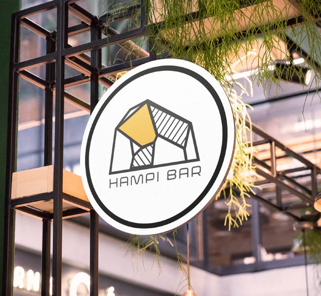 Hampi Bar logo
