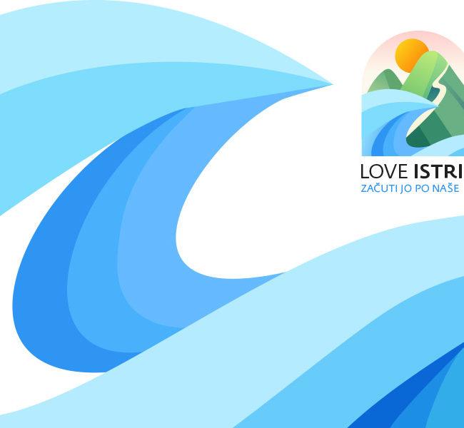 Love Istria identity